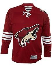 Reebok NHL Ijshockey Jersey Premier Arizona Coyotes Bourgondië blank