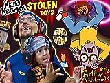 Arthur's Nightmare: Return our Hello Neighbor Toys!