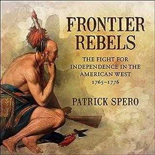 Frontier Rebels audiobook cover art