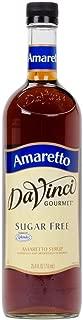 Da Vinci SUGAR FREE Amaretto Syrup 750mL