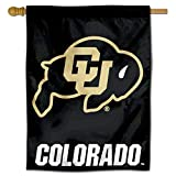 Colorado Buffaloes House Flag Banner