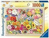 Ravensburger Puzzle, Puzzle 1000 Piezas, La Hermosa Floración, Puzzles para Adultos, Puzzle Flores, Rompecabezas Ravensburger