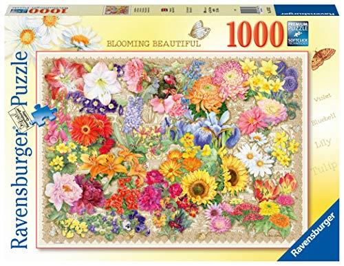 Ravensburger 16762 Blooming Beautiful Puzzle 1000 Teile für Erwachsene & Kinder ab 12 Jahren