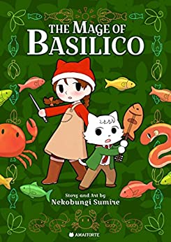 [Nekobungi Sumire]のThe Mage of Basilico (English Edition)