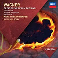 Great Scenes from the Ring (Virtuoso series) by R. Wagner (2012-08-03)