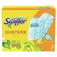 Swiffer 180 ダスター マルチサーフェス 詰め替え用 ゲインの香り 18個