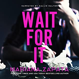 Wait for It audiobook cover art