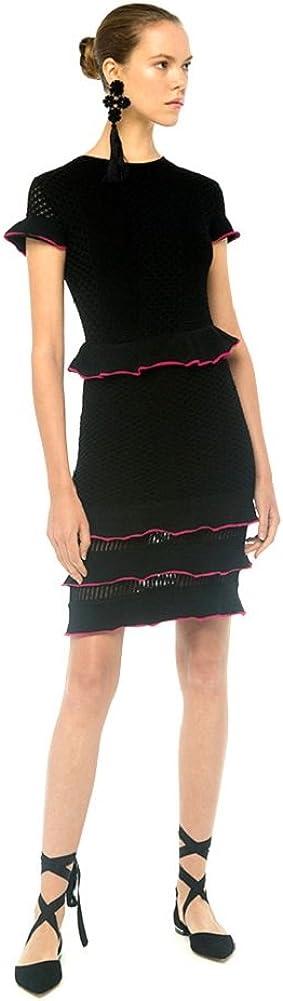 Sachin+Babi Noir Collection Women's Short Sleeve Sugar Plum Dress