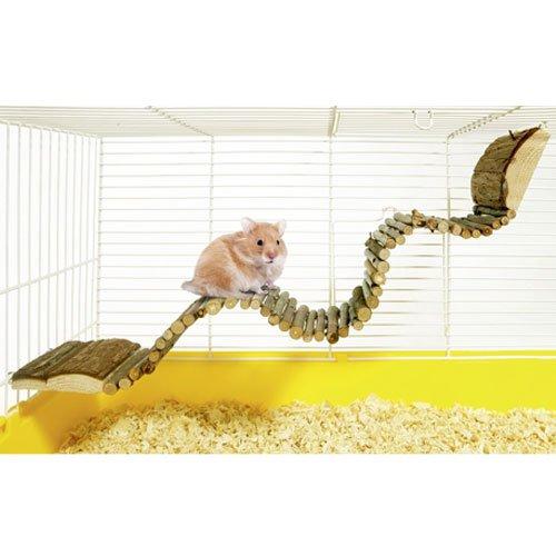 Karlie Hamsterleiter, Leiter, Klettergerüst für Kleintiere