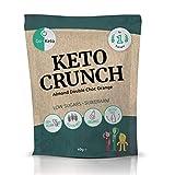 Go-Keto Crunch Almond Double Choc Orange (BIO) | 10 bolsas de 40 g | con almendras, semillas de calabaza, aceite de coco y cacao | Snack keto sin azúcar | Paleo, vegano, bajo en carbohidratos