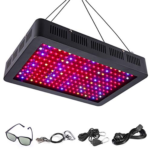 Elejolie 2000W LED Grow Light for Indoor Plants