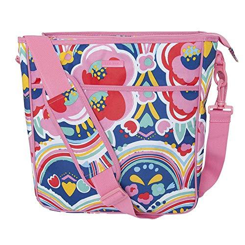 Tuc Tuc Enjoy & Dream - Bolso para silla con paraguas, niñas, color rosa