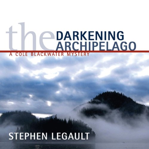 The Darkening Archipelago audiobook cover art