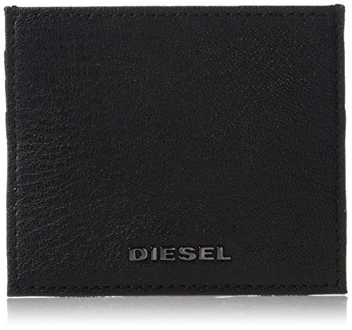 Diesel Herren ARIANO JOHNAS - Card-Holder Kreditkartenhalter, schwarz, Einheitsgröße