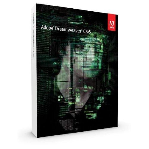 Adobe Dreamweaver CS6 - Mise à jour depuis CS5.5 [Mac]