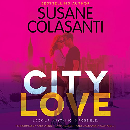 City Love audiobook cover art