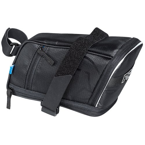 Pro PRBA0039 - Bolsa Sillin Maxi Plus Negro Velcro