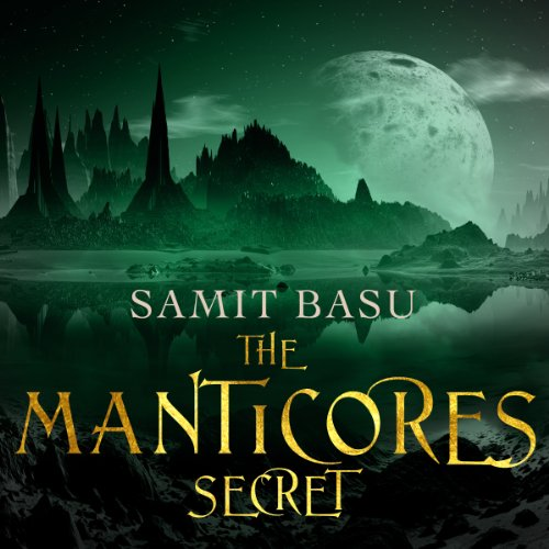 The Manticores Secret audiobook cover art