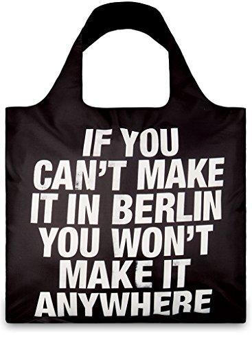 LOQI Eike Koenig Berlin Bag - Einkaufstasche