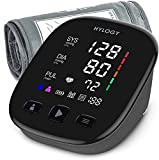 HYLOGY Blood Pressure Monitor Upper Arm Blood Pressure Machine with Large Led Screen