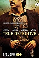 Wall Art True Detective TV Series Movie Poster Print Size (30cm x 43cm / 12 Inches x 17 Inches) N6