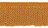 DecoPro Fransenborte 64 mm Hot Orange   Stil # EF25 Farbe: