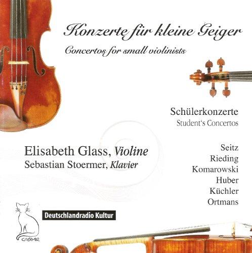 Konzerte für kleine Geiger, Schülerkonzerte für Violine, Concertos for small violinists