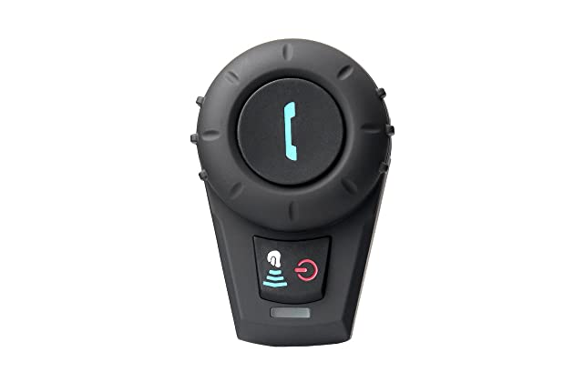 7262fb5f659 FreedConn FDCVB Helmet Bluetooth Headset Intercom for Skiing Motorcycle  Communication Systems(Range-500M/2-3Riders Pairing) (Single Pack of Hard  Mic Cord)
