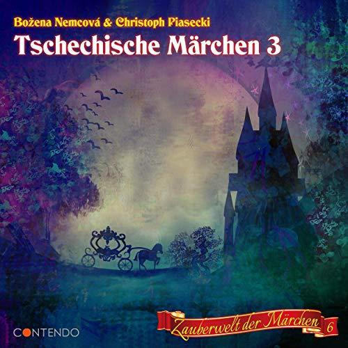 Tschechische Märchen 3 Titelbild