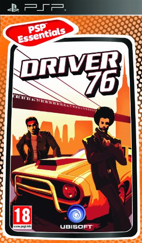 Driver 76 [AT PEGI] - [Sony PSP]