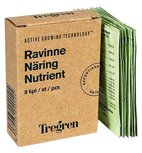 Pack: 8 Beutel mit speziellen Nährstoffen (Indoor-Anbau)