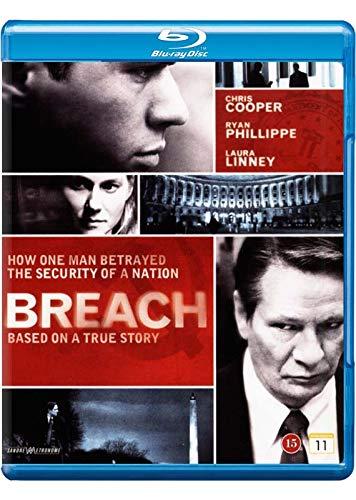 Enttarnt - Verrat auf höchster Ebene / Breach ( ) [ Dänische Import ] (Blu-Ray)