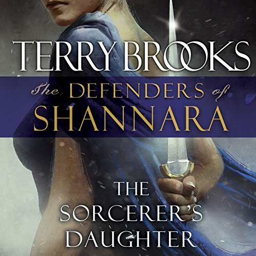 The Sorcerer's Daughter audiobook cover art