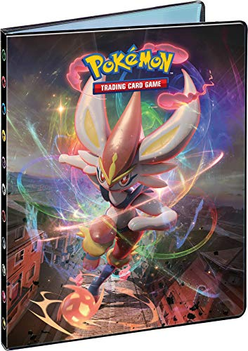 Pokemon Epée et Bouclier-Clash des Rebelles (EB02) : Portfolio A4-Capacité : 252 Cartes, 15227