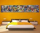 Pintura lienzo Oli Pintura más nuevas pinturas cartel de la historieta Super Smash Bros última actualización del arte del videojuego Fotos ilustraciones Cuadros Arte de la pared for la decoración case