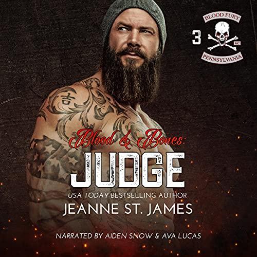 Blood & Bones: Judge cover art