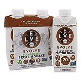 EVOLVE Mellow Mocha Protein Shake 4Pk, 11 FZ
