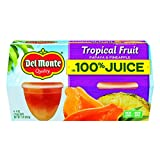 DELICIOUS FRUIT SLICES: These papaya and pineapple segments, immersed in a naturally pure juice, will transport your taste buds to another level. The fun snack can be eaten on-the-go and can be used in combinaton with all your favorite recipes. NATUR...