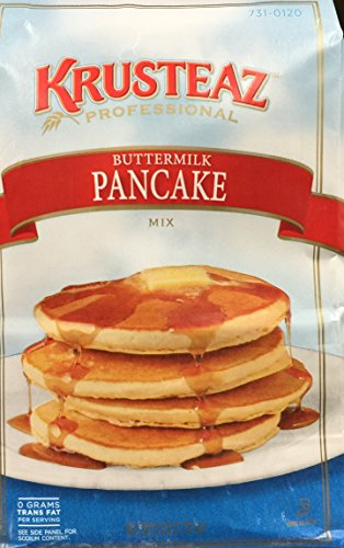 5 Pound Krusteaz Buttermilk Pancake Mix Just Add Water Restaurant Quality