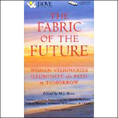 The Fabric of The Future audiobook cover art