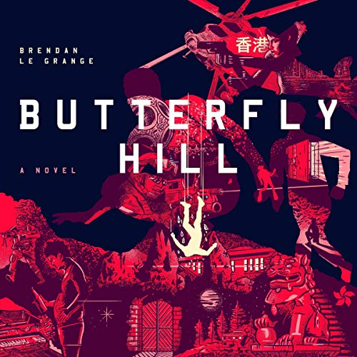Butterfly Hill audiobook cover art