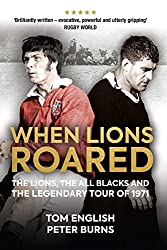 A book about the legendary British and Irish lions tour in 1971