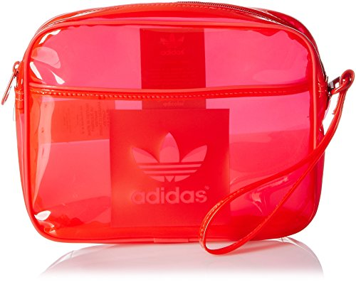 Adidas toilettas Airliner Cloutch Travel rood