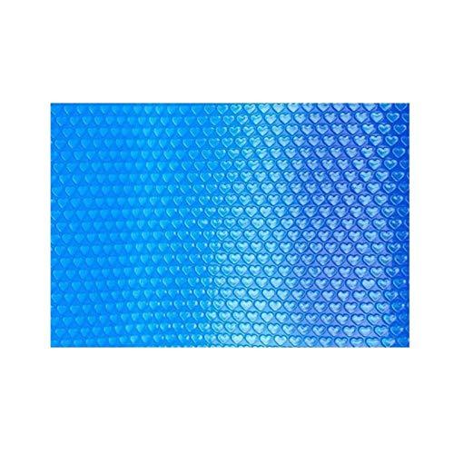 Ganmek Luftpolsterfolie - Rechteckige Solarabdeckung für Schwimmbad, Solarabdeckung für Schwimmbad Outdoor Pool Garten, Wärmedämmfolie für Schwimmbäder 200cm x 300cm