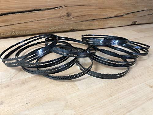10x Bandsägeblätter 1425mm x 6mm x 0,65mm 6ZpZ
