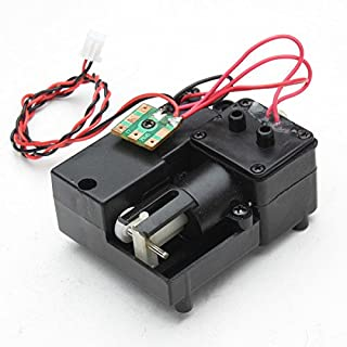 Pink Lizard Heng Long Smoke Maker Machine For 1/16 Chinese 99 RC Tank Accessories Parts