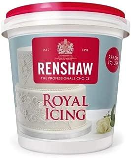 Renshaw Royal Icing - White