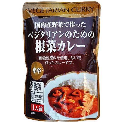 桜井食品 ベジタリアンのための根菜カレー 200g×20袋入×(2ケース)
