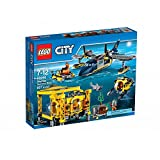LEGO City Deep Sea Operation Base 60096