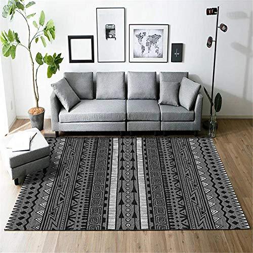 Modern Geonetric Soft grey Living Rooms Larg carpet tent stair Rugs children play mat Modern geometric bedroom carpet,office,sofa,baby play mat 40×60CM
